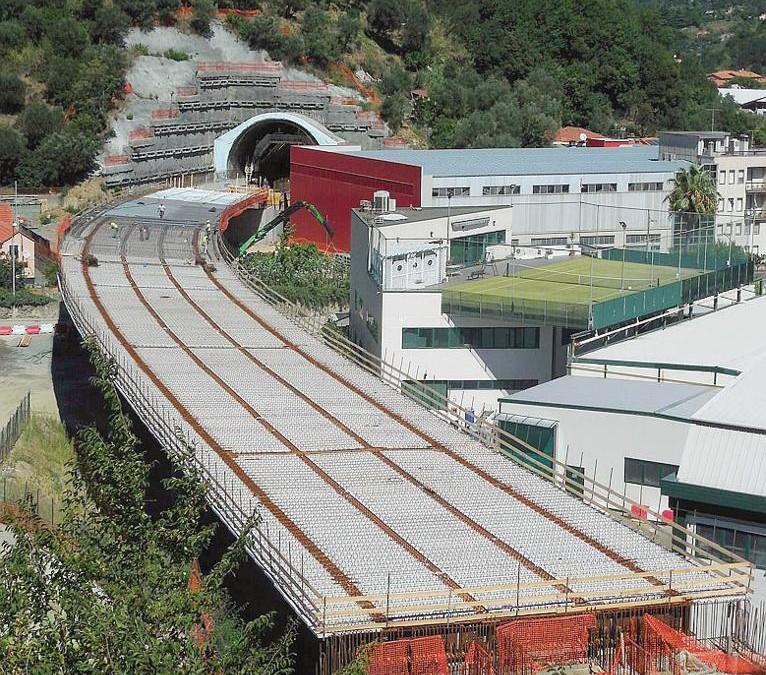 Risposta all'interrogazione sul nuovo progetto dell'Aurelia bis a Savona